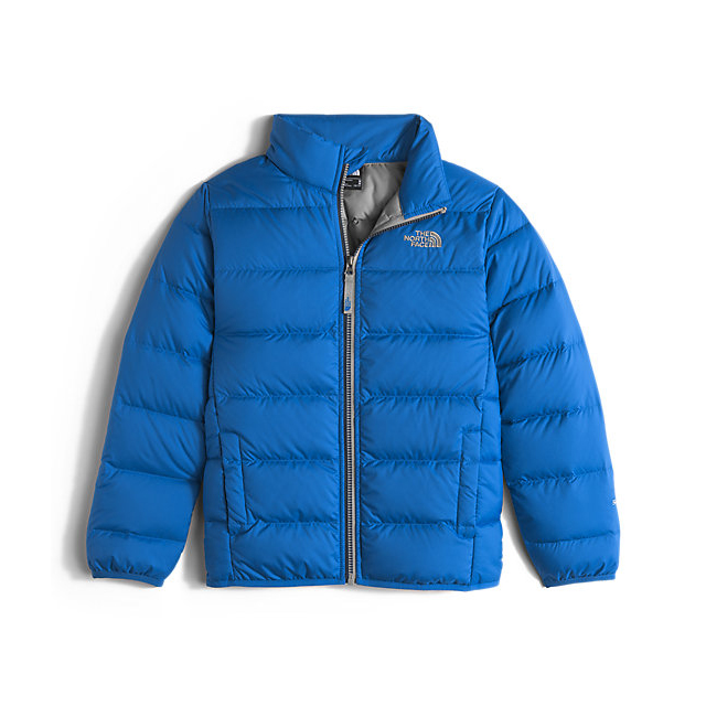 Discount NORTH FACE BOYS\' ANDES DOWN JACKET JAKE BLUE ONLINE