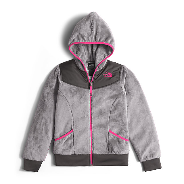 Discount NORTH FACE GIRLS' OSO HOODIEGIRLS' OSO HOODIE METALLIC SILVER ONLINE