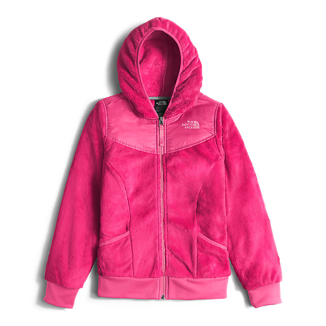 Discount NORTH FACE GIRLS\' OSO HOODIEGIRLS\' OSO HOODIE CABARET PINK ONLINE
