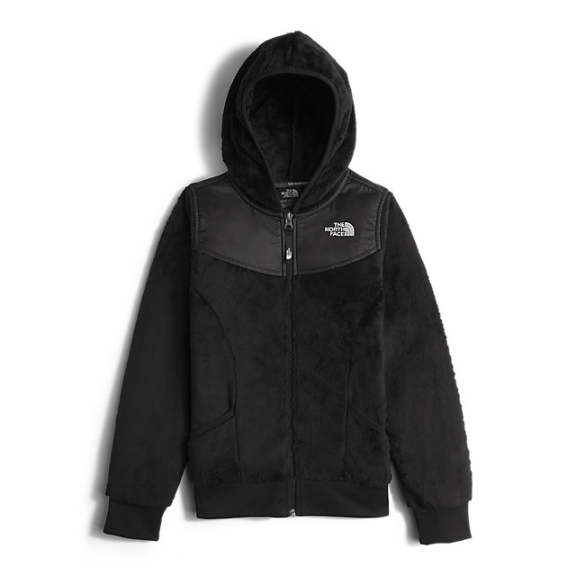 Discount NORTH FACE GIRLS' OSO HOODIEGIRLS' OSO HOODIE BLACK ONLINE