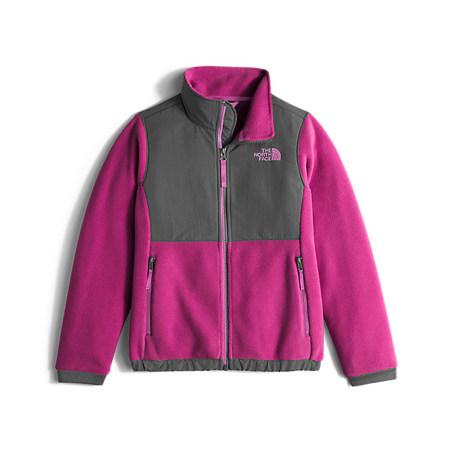 Discount NORTH FACE GIRLS' DENALI JACKET ROXBURY PINK ONLINE