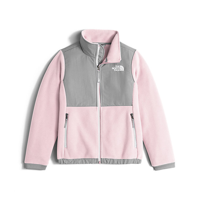 Discount NORTH FACE GIRLS\' DENALI JACKET COY PINK ONLINE