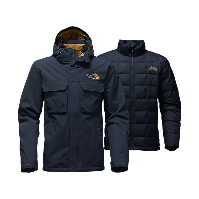 Discount NORTH FACE MEN'S HAUSER TRICLIMATE JACKET URBAN NAVY/URBAN NAVY ONLINE