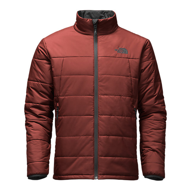 Discount NORTH FACE MEN'S BOMBAY JACKET HOT CHOCOLATE BROWN ONLINE