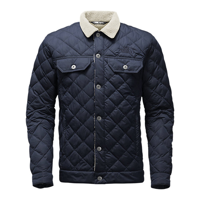 Discount NORTH FACE MEN'S SHERPA THERMOBALL JACKET URBAN NAVY ONLINE