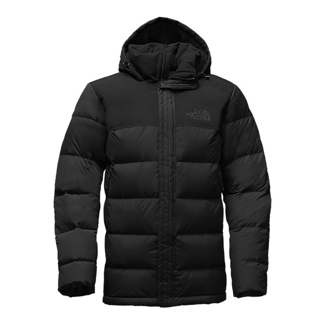 Discount NORTH FACE MEN'S NUPTSE RIDGE PARKA BLACK / BLACK ONLINE