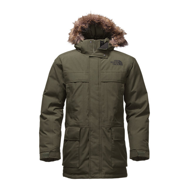 Discount NORTH FACE MEN'S MCMURDO PARKA II ROSIN GREEN HEATHER ONLINE