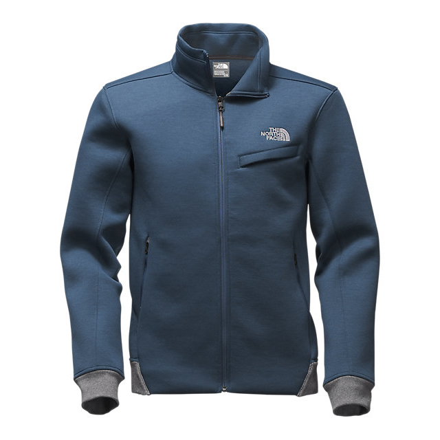 Discount NORTH FACE MEN'S THERMAL 3D JACKET SHADY BLUE BLACK HEATHER ONLINE