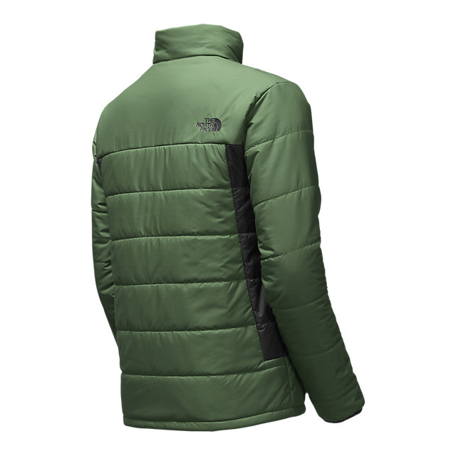 Discount NORTH FACE MEN\'S BOMBAY JACKET VISTA GREEN/ASPHALT GREY ONLINE