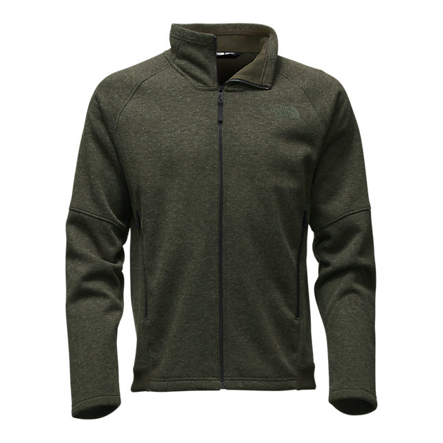 Discount NORTH FACE MEN'S FAR NORTHERN FULL ZIP ROSIN GREEN HEATHER/ROSIN GREEN HEATHER ONLINE