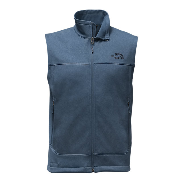 Discount NORTH FACE MEN\'S CANYONWALL VEST SHADY BLUE HEATHER/SHADY BLUE HEATHER ONLINE
