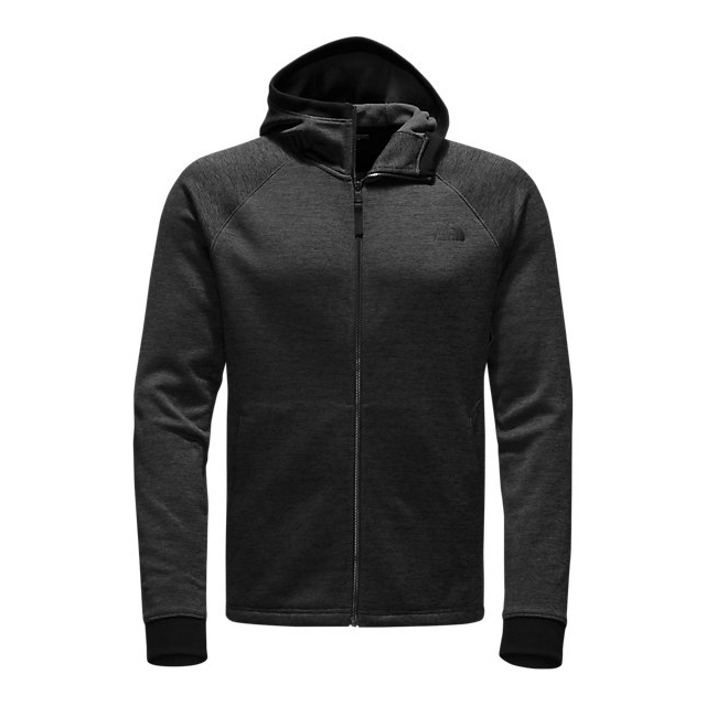 Discount NORTH FACE MEN\'S NORRIS POINT HOODIE DARK GREY HEATHER ONLINE