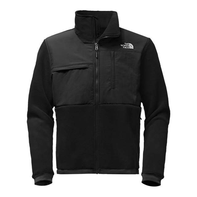 Discount NORTH FACE MEN\'S DENALI 2 JACKET RECYCLED BLACK ONLINE
