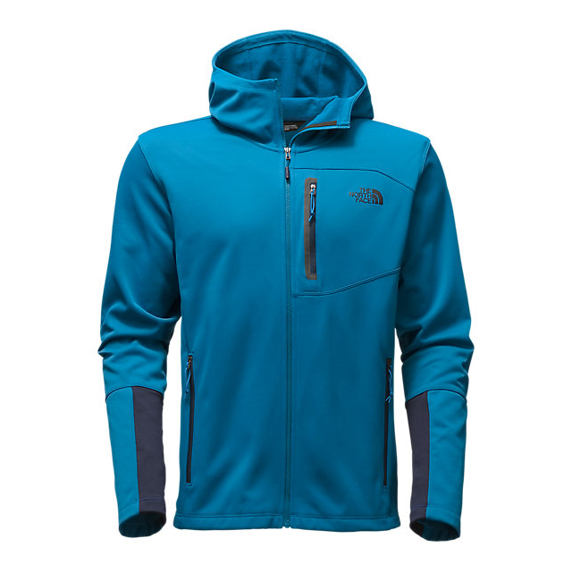 Discount NORTH FACE MEN'S CANYONLANDS HOODIE BANFF BLUE ONLINE