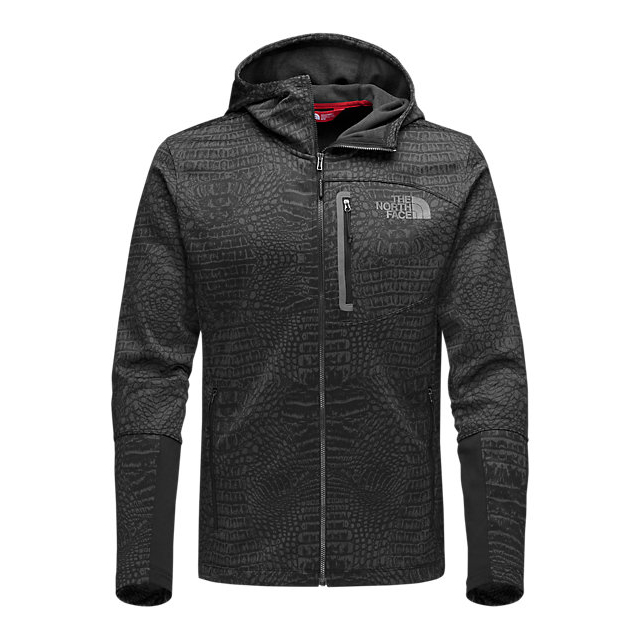 Discount NORTH FACE MEN'S CANYONLANDS SPECIAL EDITION HOODIE BLACK CROC PRINT ONLINE