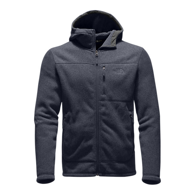 Discount NORTH FACE MEN'S GORDON LYONS HOODIE URBAN NAVY HEATHER ONLINE