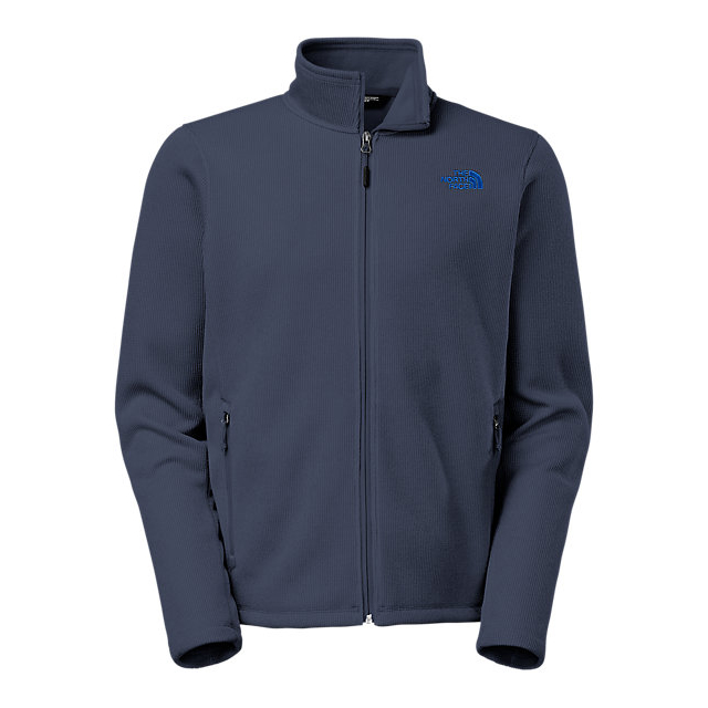 Discount NORTH FACE MEN'S KRESTWOOD FULL ZIP SWEATER COSMIC BLUE ONLINE