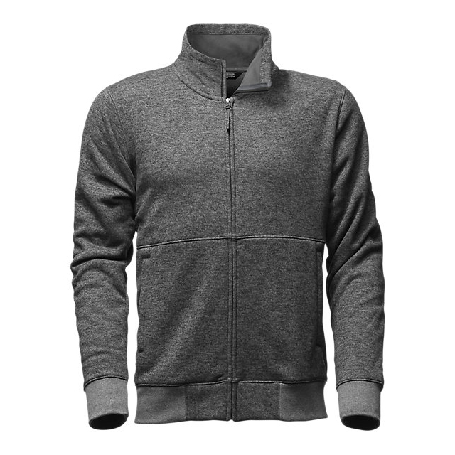 Discount NORTH FACE MEN'S TECH SHERPA JACKET DARK GREY HEATHER ONLINE