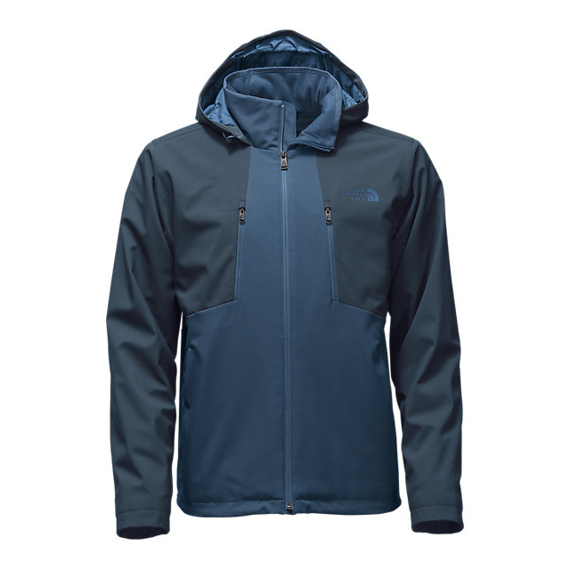 Discount NORTH FACE MEN'S APEX ELEVATION JACKET SHADY BLUE/URBAN NAVY ONLINE