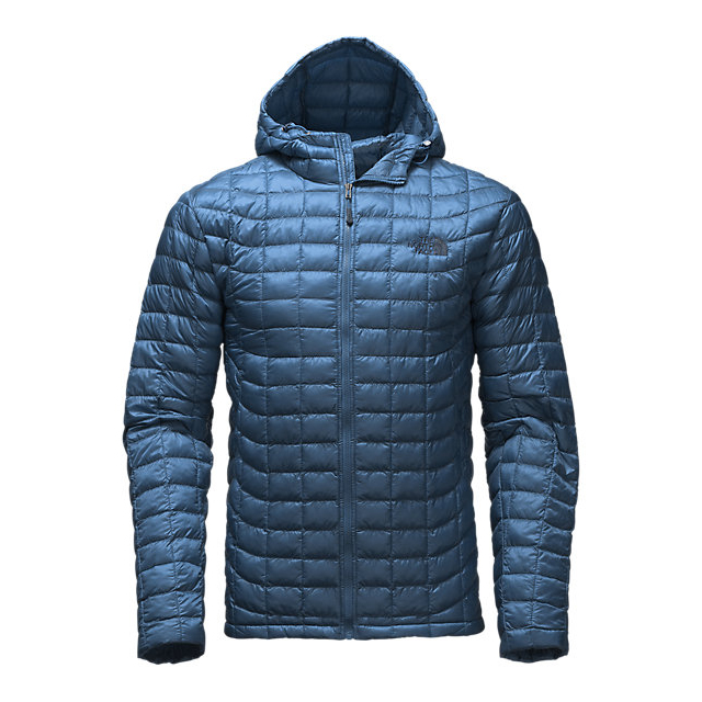 Discount NORTH FACE MEN'S THERMOBALL HOODIE SHADY BLUE ONLINE
