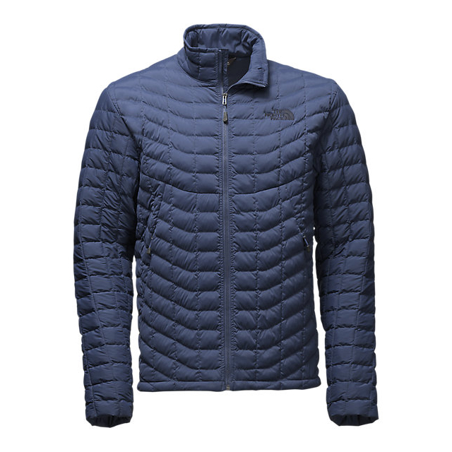 Discount NORTH FACE MEN'S STRETCH THERMOBALL JACKET SHADY BLUE ONLINE