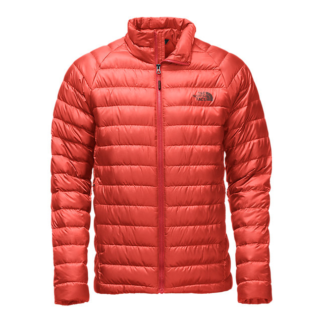 Discount NORTH FACE MEN\'S TREVAIL JACKET CARDINAL RED ONLINE