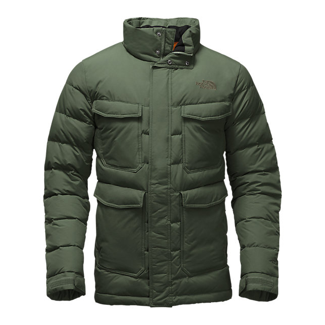 Discount NORTH FACE MEN\'S FAR NORTHERN JACKET CLIMBING IVY GREEN ONLINE
