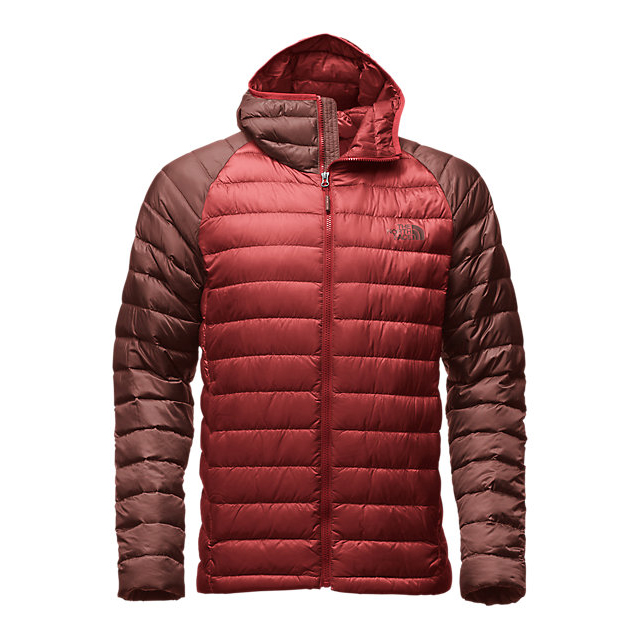 Discount NORTH FACE MEN'S TREVAIL HOODIE CARDINAL RED/SEQUOIA RED ONLINE