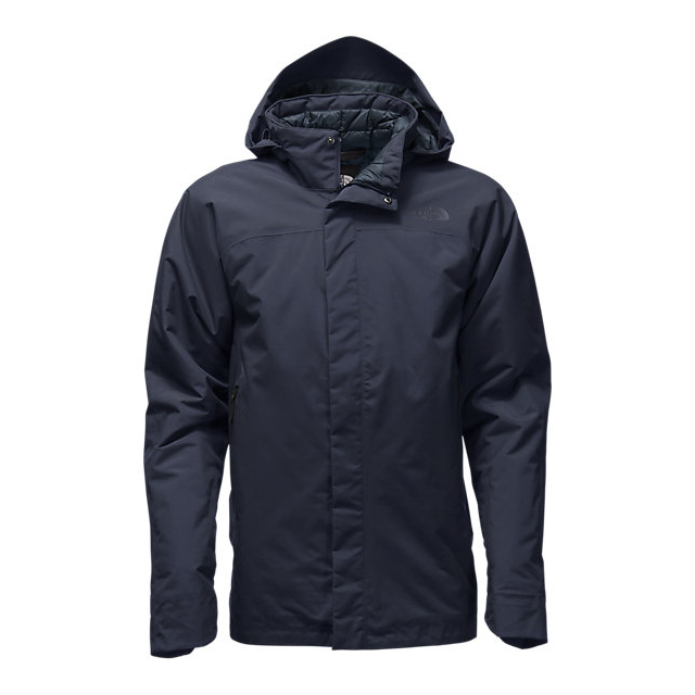 Discount NORTH FACE MEN'S THERMOBALL TRENCH URBAN NAVY ONLINE