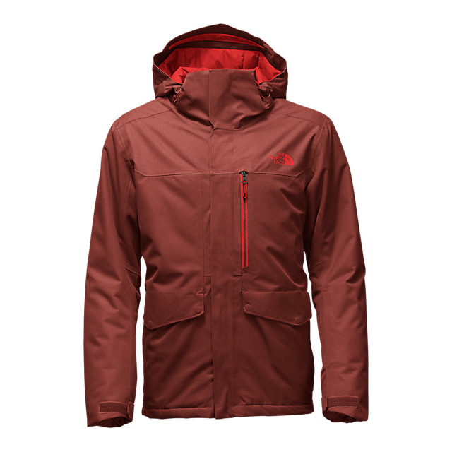 Discount NORTH FACE MEN'S GATEKEEPER JACKET HOT CHOCOLATE BROWN ONLINE