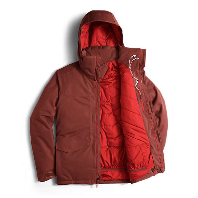 Discount NORTH FACE MEN\'S GATEKEEPER JACKET HOT CHOCOLATE BROWN ONLINE