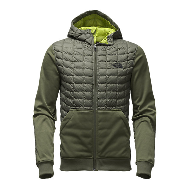 Discount NORTH FACE MEN'S KILOWATT THERMOBALL JACKET CLIMBING IVY GREEN ONLINE
