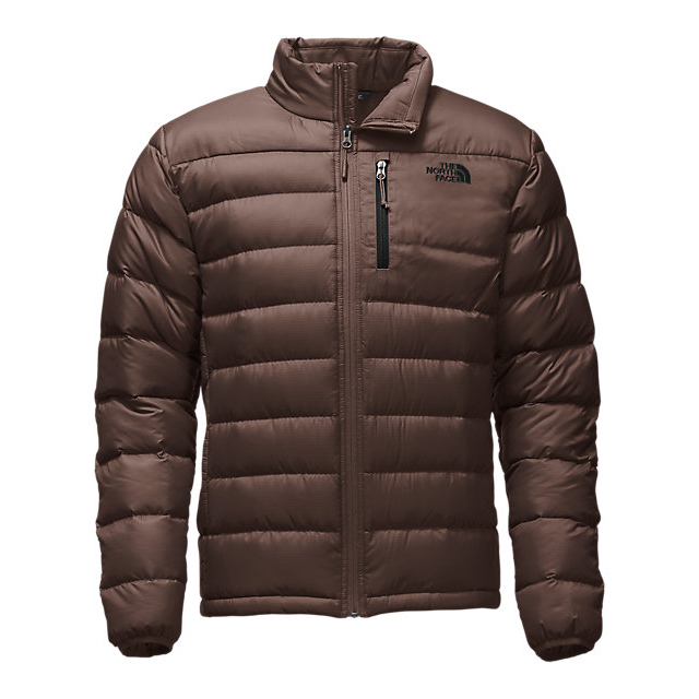 Discount NORTH FACE MEN\'S ACONCAGUA JACKET COFFEE BEAN BROWN ONLINE