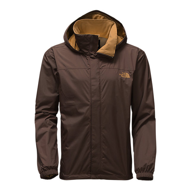 Discount NORTH FACE MEN\'S RESOLVE JACKET COFFEE BEAN BROWN ONLINE