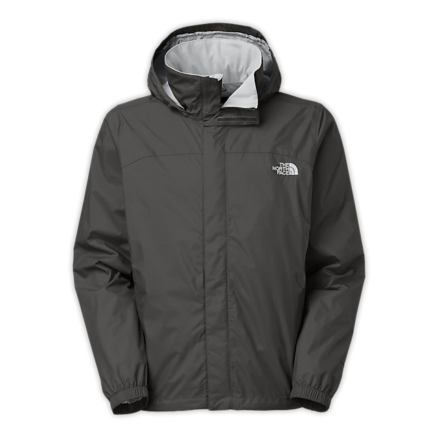 Discount NORTH FACE MEN\'S RESOLVE JACKET ASPHALT GREY / HIGH RISE GREY ONLINE