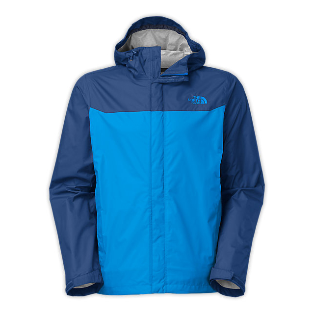 Discount NORTH FACE MEN'S VENTURE JACKET BOMBER BLUE/LIMOGES BLUE ONLINE