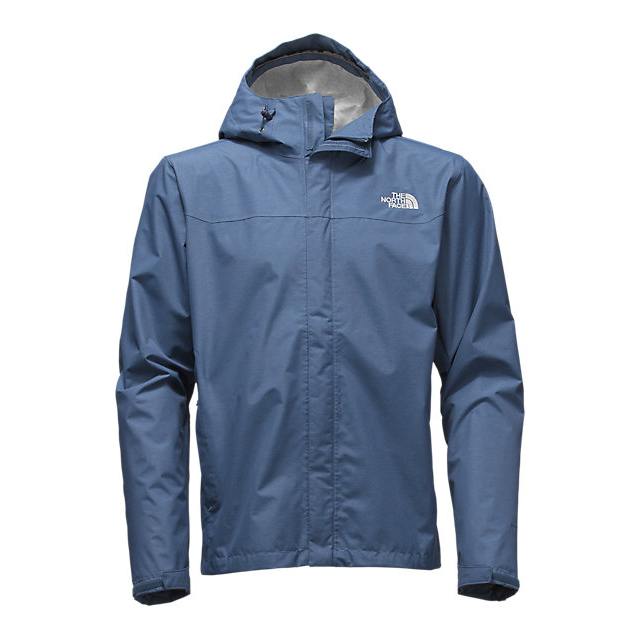 Discount NORTH FACE MEN'S VENTURE JACKET SHADY BLUE HEATHER/SHADY BLUE HEATHER ONLINE