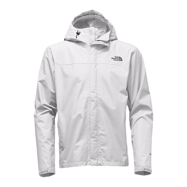 Discount NORTH FACE MEN\'S VENTURE JACKET WHITE / WHITE ONLINE