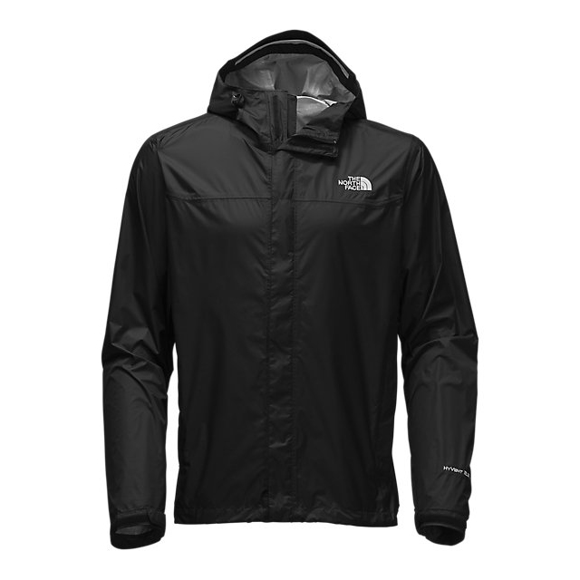 Discount NORTH FACE MEN\'S VENTURE JACKET BLACK / BLACK ONLINE