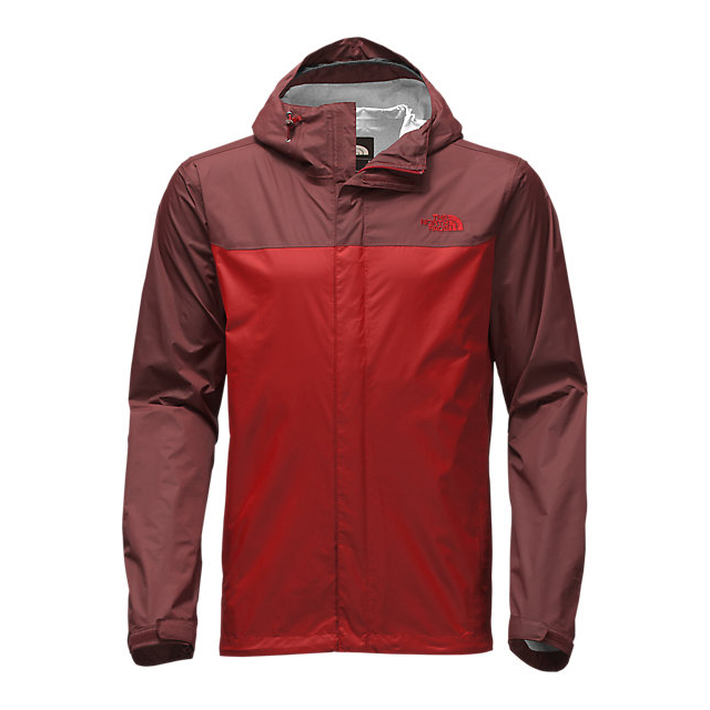 Discount NORTH FACE MEN\'S VENTURE JACKET CARDINAL RED/SEQUOIA RED ONLINE
