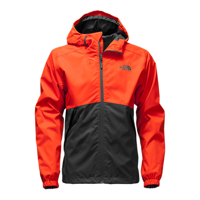 Discount NORTH FACE MEN'S MILLERTON JACKET POINCIANA ORANGE/ASPHALT GREY ONLINE