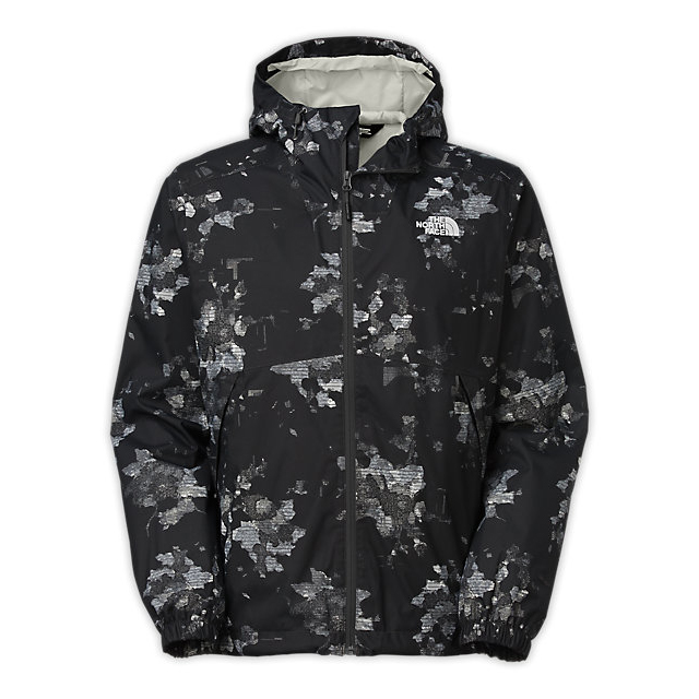 Discount NORTH FACE MEN\'S MILLERTON JACKET ASPHALT GREY FLORAL CAMO PRINT ONLINE