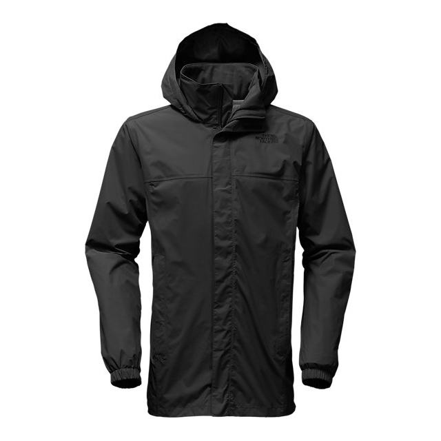 Discount NORTH FACE MEN\'S RESOLVE PARKA BLACK / BLACK ONLINE