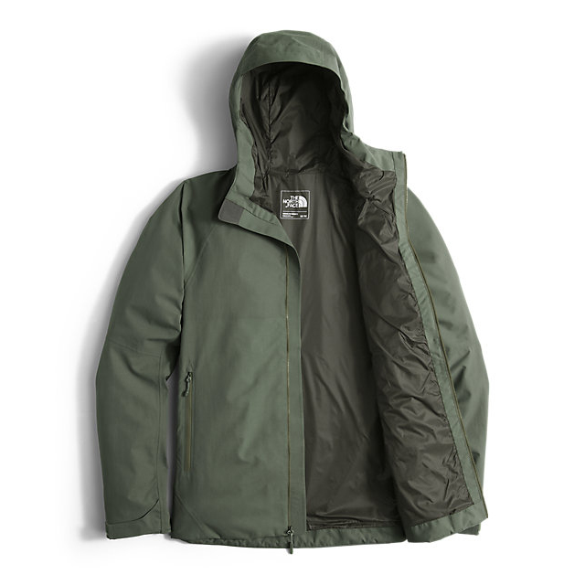 Discount NORTH FACE MEN\'S FUSEFORM MONTRO JACKET CLIMBING IVY GREEN FUSE ONLINE