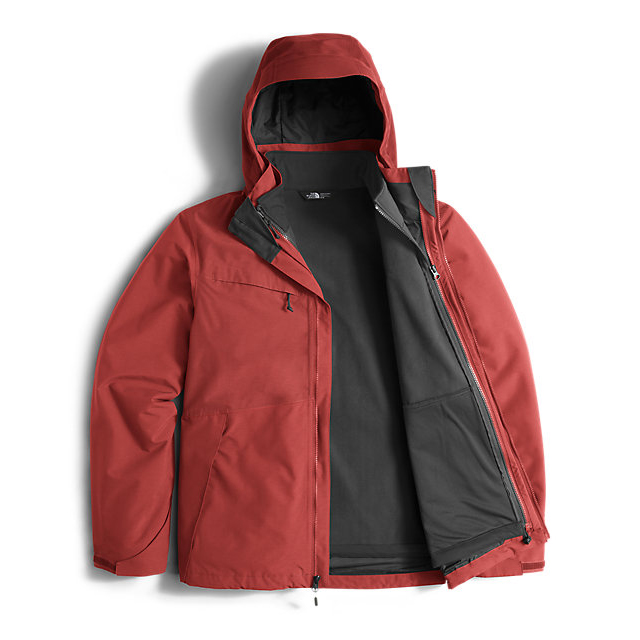Discount NORTH FACE MEN\'S CONDOR TRICLIMATE JACKET CARDINAL RED HEATHER/CARDINAL RED HEATHER ONLINE