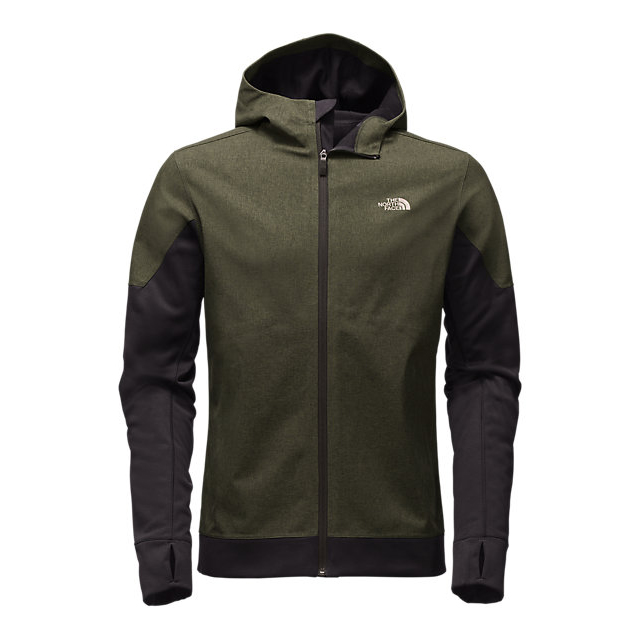 Discount NORTH FACE MEN\'S KILOWATT JACKET CLIMBING IVY GREEN HEATHER/BLACK ONLINE
