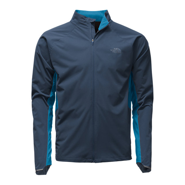 Discount NORTH FACE MEN'S ISOLITE JACKET SHADY BLUE/BANFF BLUE ONLINE