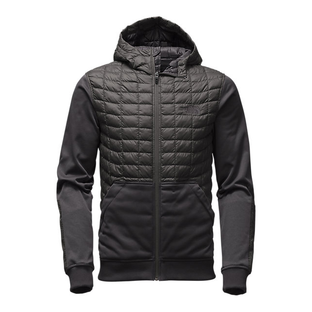 Discount NORTH FACE MEN'S KILOWATT THERMOBALL  JACKET ASPHALT GREY / BLACK ONLINE