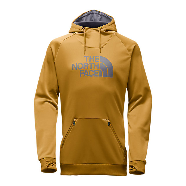 Discount NORTH FACE MEN'S BROLAPSE HOODIE CITRINE YELLOW ONLINE