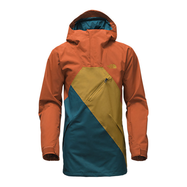 Discount NORTH FACE MEN'S DUBS JACKET GINGERBREAD BROWN/PRUSSIAN BLUE/BRONZE MIST ONLINE